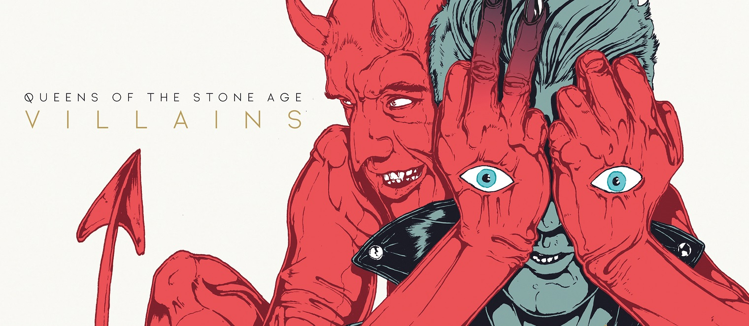 Queens Of The Stone Age lança novo álbum Villains