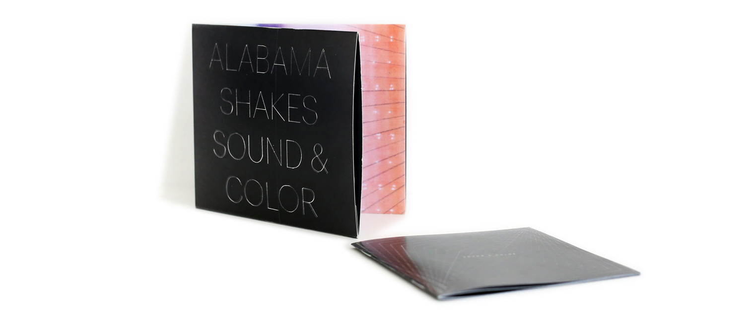 "Production and distribution of the new Alabama Shakes album ""Sound & Color"" in Brazil"