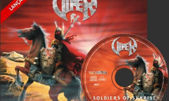 Viper Soldiers of Sunrise Cover