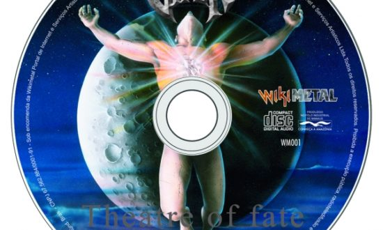 Viper Theater of Fate Cover