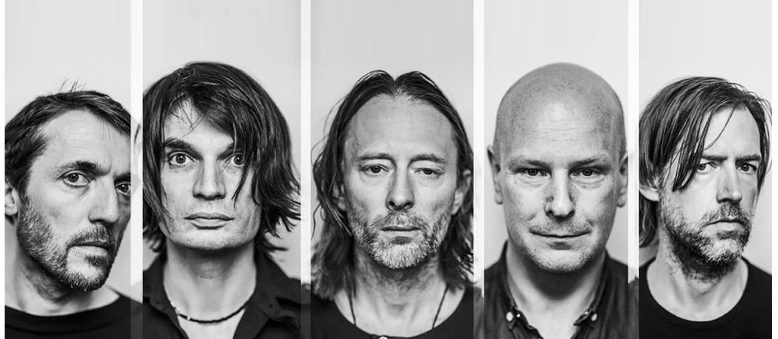 ForMusic releases the new Radiohead album in Brazil